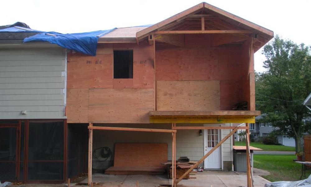 Master Bedroom - Construction 03